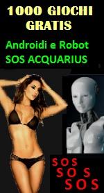 GIOCO SEXY GRATIS ONLINE - ANDROIDI e ROBOT salva l'astronave  con l'aiuto di una androide femmina da intrattenimento sessuale