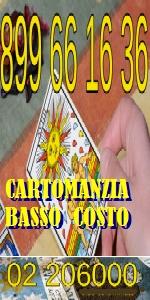 CARTOMANZIA A BASSO COSTO - CARTOMANTI ESPERTE a ROMA e MILANO problemi  d'amore o di lavoro - CARTOMANZIA TELEFONICA
