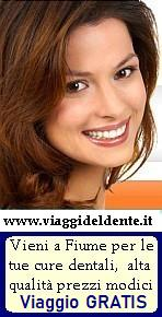 www.ilmiositoweb.it/libro/x/dentisti-in-croazia/ DENTISTI ECONOMICI IN CROAZIA Apparecchi ortodontici CURE DENTALI ECONOMICHE IN CROAZIA - STUDIO DENTISTICO CROAZIA a RIJEKA FIUME, IMPIANTI DENTALI in CROAZIA, VIAGGI IN PULMINO GRATIS da MILANO e BOLOGNA