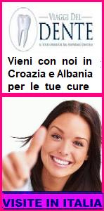 www.iviaggideldente.it  Cure dentistiche in Albania, come risparmiare viaggiando. Turismo dentale.  Studi dentistici, dentisti professionisti e cure odontoiatriche in Albania, dove i dentisti sono ottimi e i prezzi sono INFERIORI a quelli dei dentisti italiani.