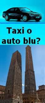 AUTONOLEGGIO A BOLOGNA TAXI BLU - una mercedes a vostra disposizione per viaggiare a Bologna e dintorni