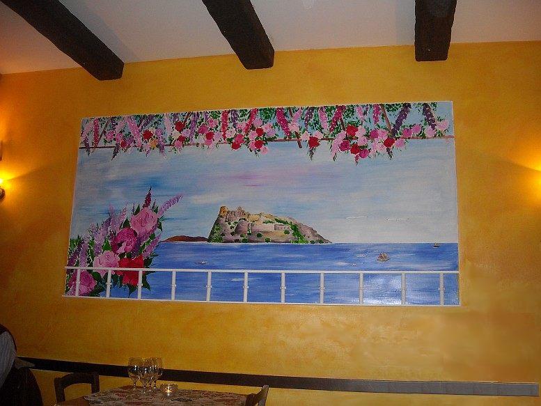 Ristorante piano bar a roma via veneto sapori d 39 ischia for Miglior piano casa del ranch di sempre